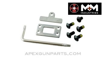 AK-47 / AK-74 Rivetless Trigger Guard Assembly Kit, US Made by M+M, *NEW*