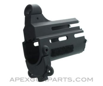 HK UMP40 Front Sight, Hand Stop and Foward Receiver Section, Part #2-3 & #19-21, *Excellent*