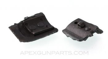 MG42/M53 Buffer Camming Plates, Top and Bottom Set, Original
