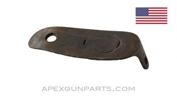 Thompson 1928A1 Buttplate, *Poor / Rusty*