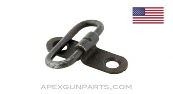 Thompson Rear Sling Swivel, Stamped Style, *Good*