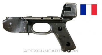 French MAT-49 Project Lower Receiver, Stripped  *Fair*