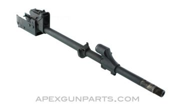 Zastava N-PAP Barrel Assembly, No Front Sight Block, Blued, 7.62X39, 922(r) Compliant Part, *Unused*