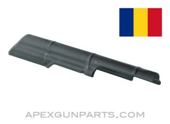 Romanian AKM Top Cover, Ribbed, Blued, 7.62x39, *NEW*