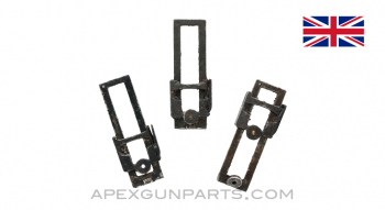 Enfield Rear Sight, Damaged, Sold *As Is*