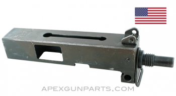 """Ingram M10 Upper Receiver Assembly, 5.75"""" Barrel, Late Style, 9x19, *Good*"""