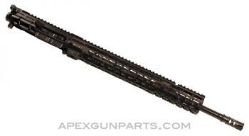 "PWS MK118 Mod2 Upper, Complete, Piston Driven, 15"" Keymod Rail w/PICMOD Tech, .223 Wylde, US Made, *NEW*"