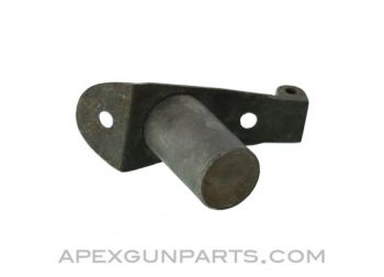 1918 BAR Rear Sling Mount, Early Style, Machined for Monopod, Stripped, Parkerized, *Good*