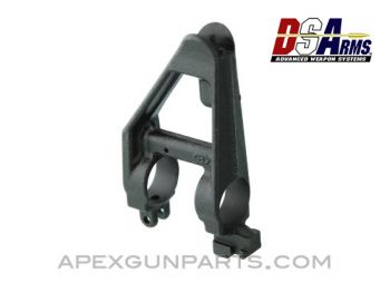 AR-15 Front Sight Taper Base w/Bayonet Lug, by DS Arms, *NEW*