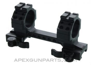 UTG 30mm Max Strength Scope Mount w/Integral QD Rings, *NEW*