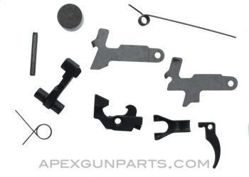 Saiga Fire Control Group Parts, Assorted, *Very Good*, Sold *As Is*