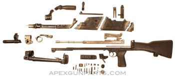 L4 Bren Parts Kit w/Demilled Receiver, 7.62 NATO, *Good to Very Good*