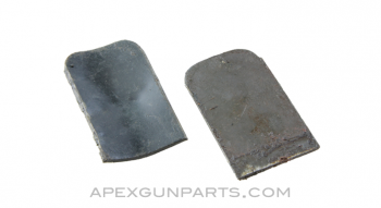AK-47 Milled Receiver Rear Cover Plate, *Poor*