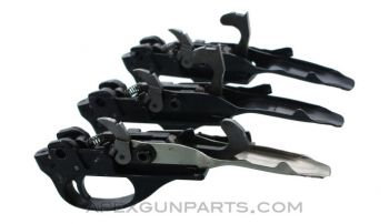 Remington 870 Trigger Plate Assembly, Complete, Multiple Finish Options, *Good to Very Good*