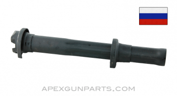 Russian AKM Double Tab Gas Tube, *Very Good*