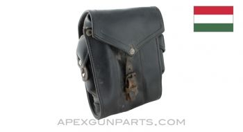 Hungarian AK 4 Magazine Divided Pouch for 20rd Magazines