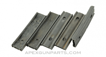 M14 / M1A Stripper Clips, Set of 5, 7.62 NATO, *Very Good*