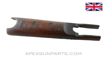 Enfield #1 MK 3 Rear Handguard, Wood, *Fair*