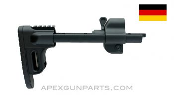 GSG-16 Retractable Stock, 4-Position, w/ Mag Holder, *NEW*