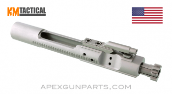 KM Tactical AR-15 / M-16 Bolt Carrier Group, Nickel Boron, 5.56/.223/.300 Blackout, *NEW*