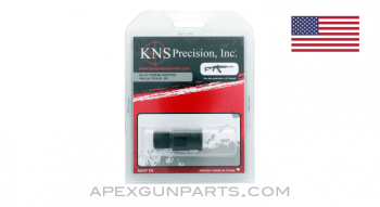 KNS Precision AK-47 Thread Adapter, 14-1 LH to 5/8x24, US Made, *NEW*
