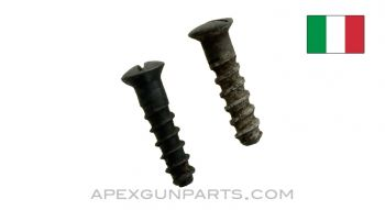 Carcano Buttplate Screws, Set of 2, *Good*