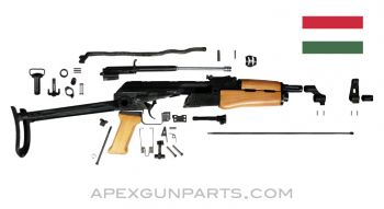 AK63D Hungarian AMMS Underfolder Parts Set, 7.62X39
