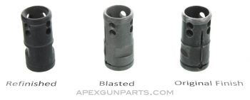 Galil AR / ARM / SAR Muzzle Brake, No Collar, .223/5.56, *Good*
