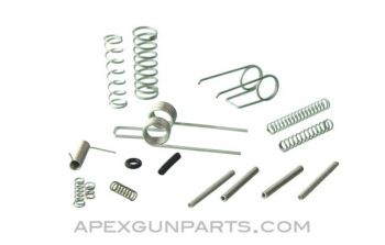 AR-15 Spring Set, Inconel 600, US Made, By NeverWear, *NEW*