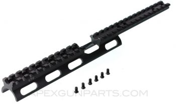 UTG Scout Slim Rail for Ruger 10/22 Rifles with 26 Slots, NEW