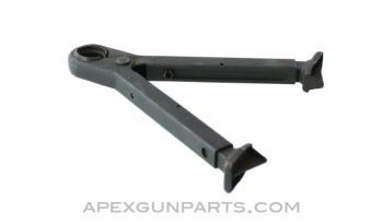 CETME Models B, C & L Bipod, Adjustable legs, NO Canvas Carry Case, Sold *As Is*