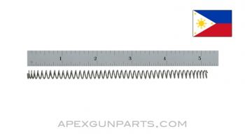 "Shooters Arms (S.A.M.) X9 Recoil Spring B, 5-1/4"", *NEW*"
