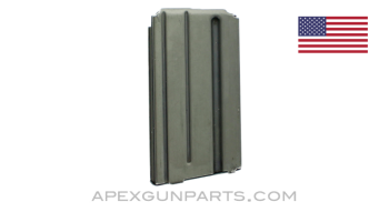 USGI AR-15 / M16 Magazine, 20rd, 5.56 /.223, Aluminum, Adventure Line MFG, *Good*