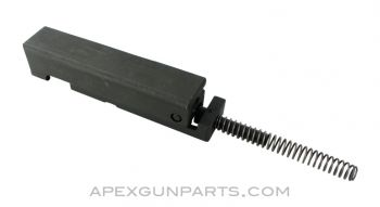 UC9 UZI Semi-Auto Bolt and Striker Assembly, 9mm, Parkerized, *Excellent*