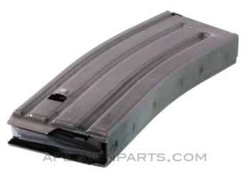 CETME Model L / AR-15 Magazine, 30rd Steel, 5.56 NATO, *Good*, Sold *As Is*