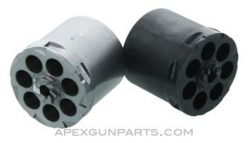 Nagant Revolver Cylinder, .32 ACP Replacement, *NOS*