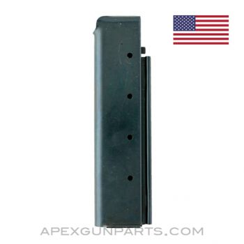 Thompson Magazine, 20rd, .45 ACP, Steel, Blued, *Excellent*