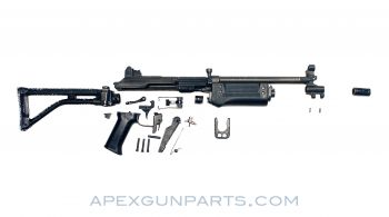 Galil AR Parts Kit with Polymer Forearm, IMI Israel, .223 / 5.56x45 NATO, *Very Good*