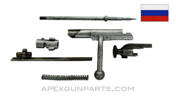 Mosin Nagant 91/30 PU Sniper Bolt Kit, Complete, *Very Good*