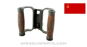 Russian SGM Spade Grips, Stripped, Variant 1 *Good*