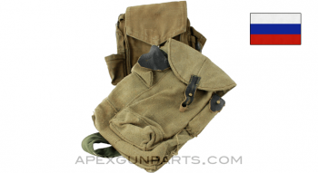 Russian AK Pouches, Set of 2, Variety