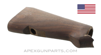 1918 BAR Buttstock with Monopod Cutout, Stained, US Made, *NEW*