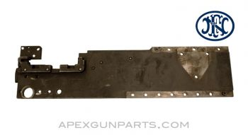 Browning FN Model 30 Left Hand Side Plate (LHSP) with Pawl Bracket, Israeli Contract, 7.62 NATO, *Good*