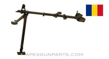 M64 RPK Barrel Assembly with Bipod, US Chrome Lined Barrel, 7.62x39, 922(r) Compliant Part, *Unused*