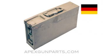 MG3 German Belt Loader, In Ammo Can, 7.62X51 NATO, *Very Good*