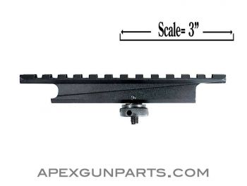 AR15/M16 Weaver Base, Fits Carry Handle, NEW