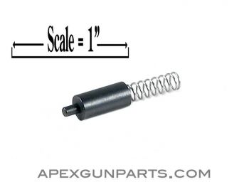 AR15 Buffer Retainer & Spring, NEW