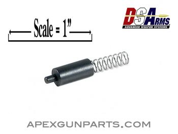 AR-15 Buffer Retainer and Spring, by DS Arms, *NEW*