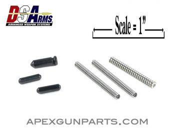 AR-15 Detents & Springs, Safety/Selector, Pivot & Takedown Pins, by DS Arms, *NEW*