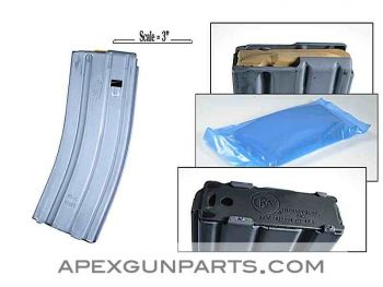 AR15/M16 30rd Magazine, Aluminum, Anti-Tilt, NEW in Wrap